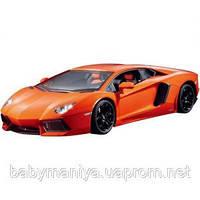 Автомобиль на  р/у   Lamborghini aventador  LP 700-4 оранжевый 1:16