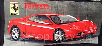 Пляжное полотенце Ferrari