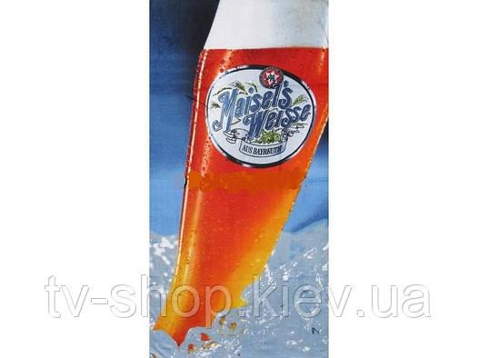Пляжное полотенце Пиво