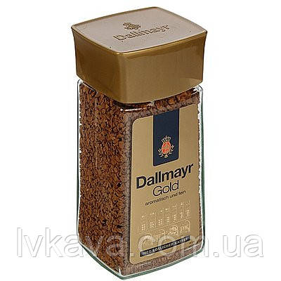 Кофе растворимый Dallmayr Gold ,  100 гр