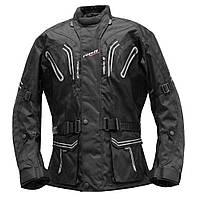 Roleff Lima Jacket Black, S Мотокуртка текстильная защитой