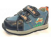 Детские туфли для мальчиков от фирмы TOM.M (разм. с 21 по 26)
