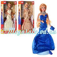 """Кукла Defa Lucy """"Модница"""" в вечернем платье: 3 вида"""