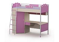 Ліжко+стіл Pn-16-2