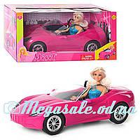 Кукла Defa Lucy в машине кабриолете: 42,5х20х21см