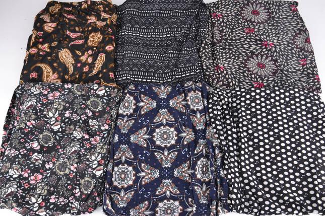 Летние тонкие брюки галифе Баталы р.48-56 (NA401/1) | 12 пар, фото 2