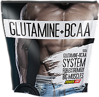Глютамин бца Glutamine + BCAA (500 g)