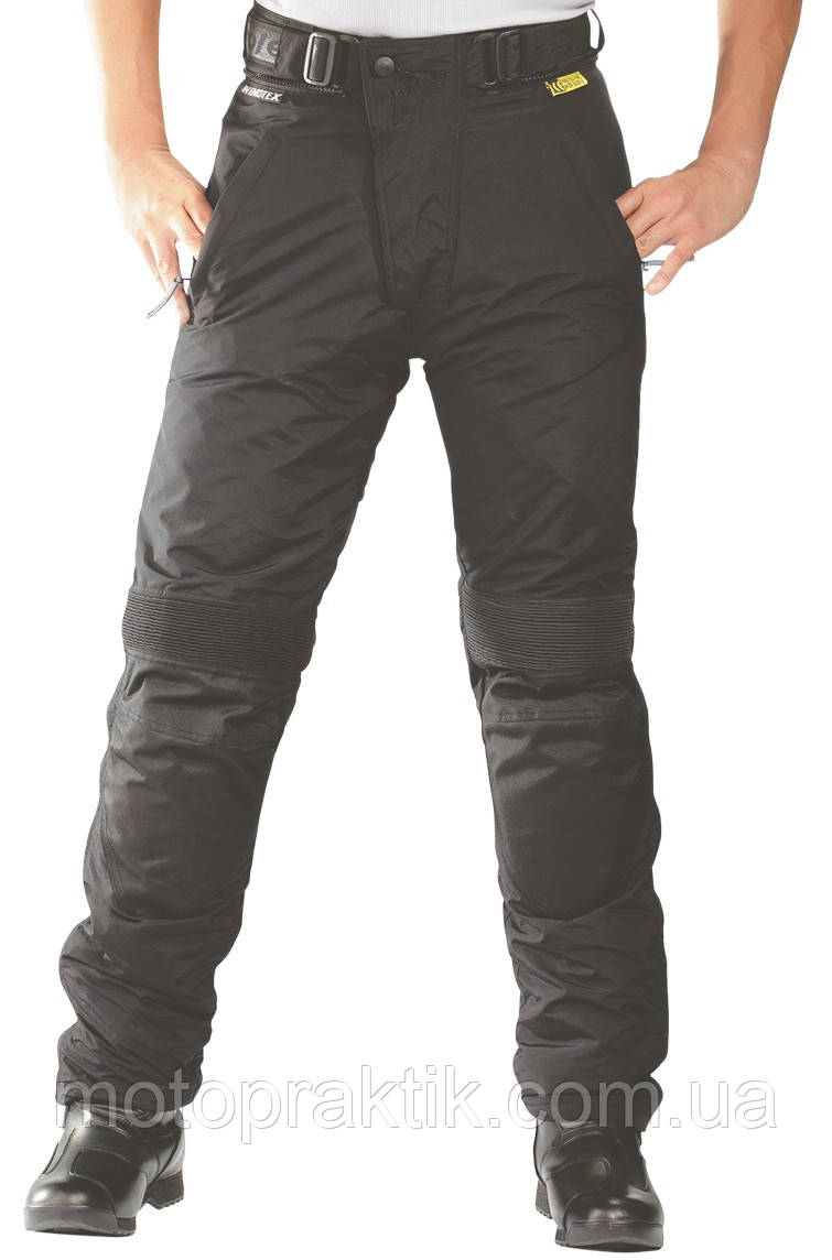 Roleff RO 455 Lady Trousers Black, DXS Мотоштаны женские