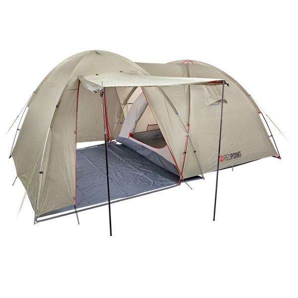 Палатка туристична чотиримісна RedPoint Base 4