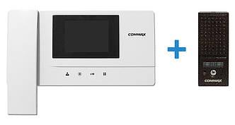 Комплект Commax CDV-35A + DRC-4CPN2