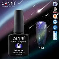 Гель лаки Canni хамелеон № 452