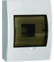 Бокс навесной ЩРН-П 6 модулей пластиковий IP40 ІЕК