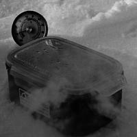 Пароварка Barocook Dome черный, 850 мл