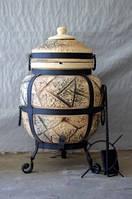 Тандыр из шамотной глины № 5 (дикий камень)