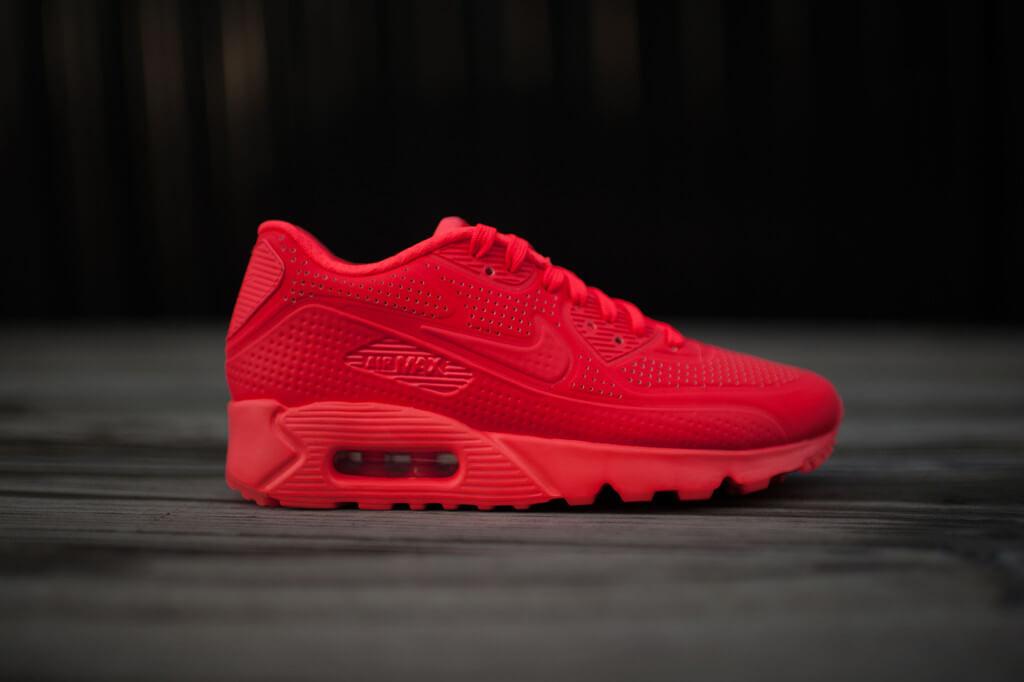 "d8b5eb87 Nike Air Max 90 Ultra Moire ""All Red"", цена 1 499 грн., купить в ..."