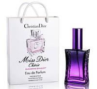 Мини парфюм Christian Dior Miss Dior Blooming Bouquet в подарочной упаковке 50 ml