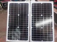 Сонячна панель 60 W переносна, фото 1