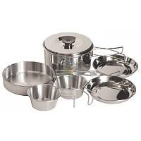 Набор посуды из нержавеющей cтали Tramp TRC-001