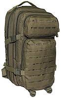 Рюкзак тактический, штурмовой, US Assault I Laser, MFH, olive
