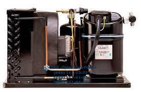 Среднетемпературные холодильные агрегаты tecumseh
