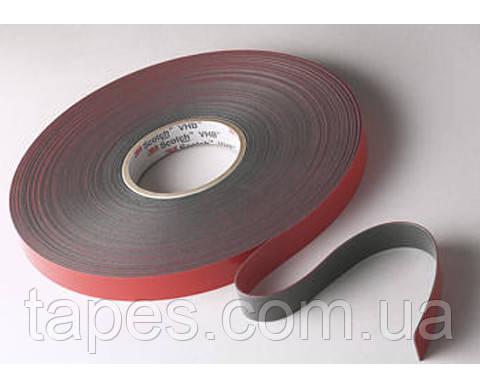 Толстый вспененный скотч 3М VHB 4991 (6мм х 2,3мм х 16,5м)