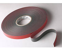 Двухсторонняя клейкая лента 3М VHB 4991, серый цвет (19мм х 2,3мм х 16,5м), вспененная акриловая основа, 121/9