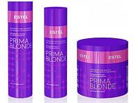 PRIME BLONDE Уход за волосами холодных оттенков блонд