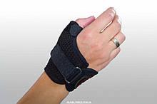 Бандаж на лучезапястный сустав (Ортез для кисти и большого пальца ТУТОР-П4)