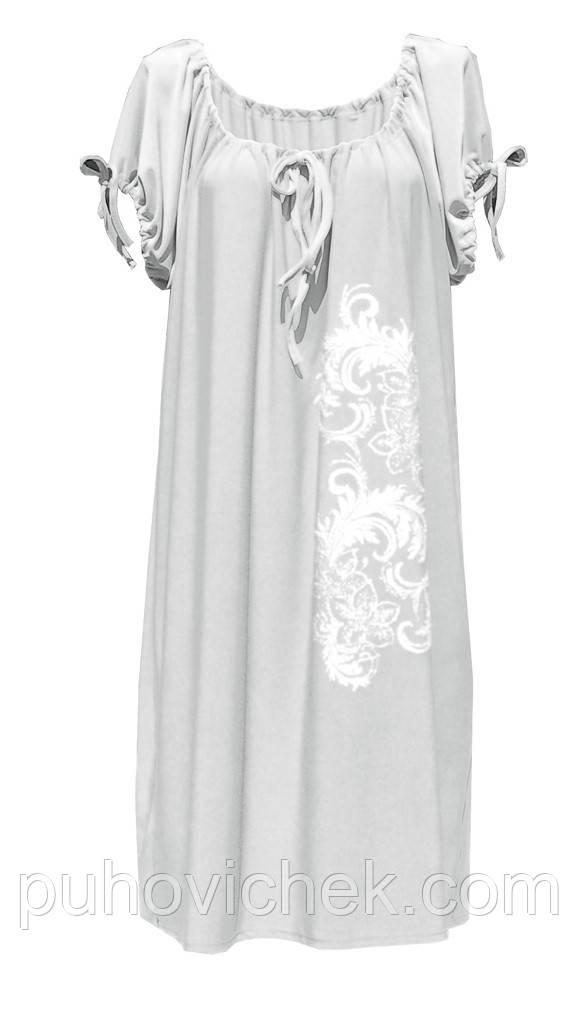 Платья женские летние больших размеров