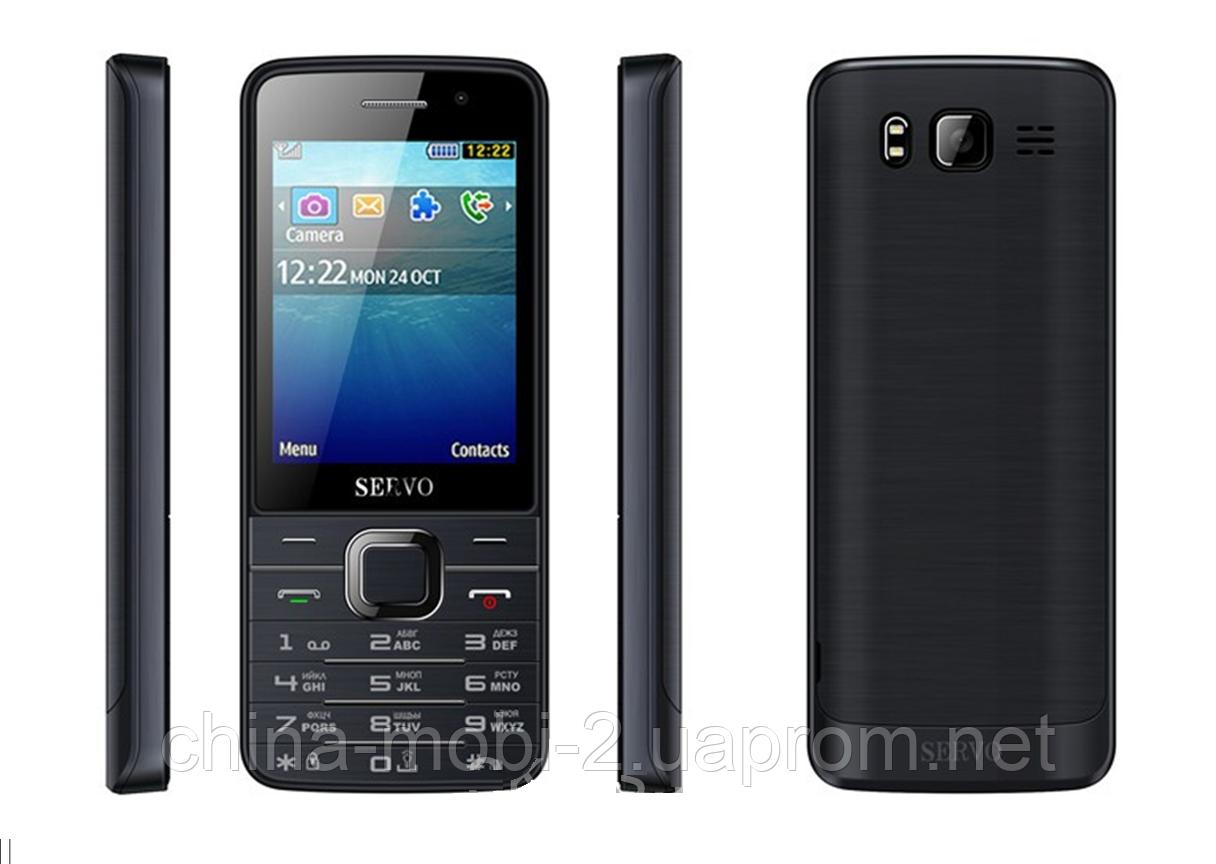 Телефон Servo V9500 -  4 sim, grey