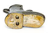 Оригинальная пепельница, шкатулка, предмет для интерьера, старый  Башмак, Германия, Керамика, фото 7