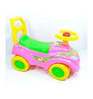 Машинка каталка для девочки Принцесса