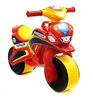 Каталка мотоцикл для детей Полиция
