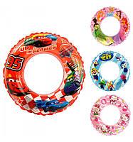 Детский надувной круг для плаванья