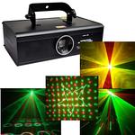 Лазер анимация - мульти феервек