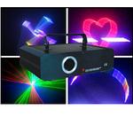 Лазер 3D (3D лазер с объемной графикой)