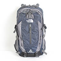 Рюкзак туристический The North Face на 40 л - темно-синий