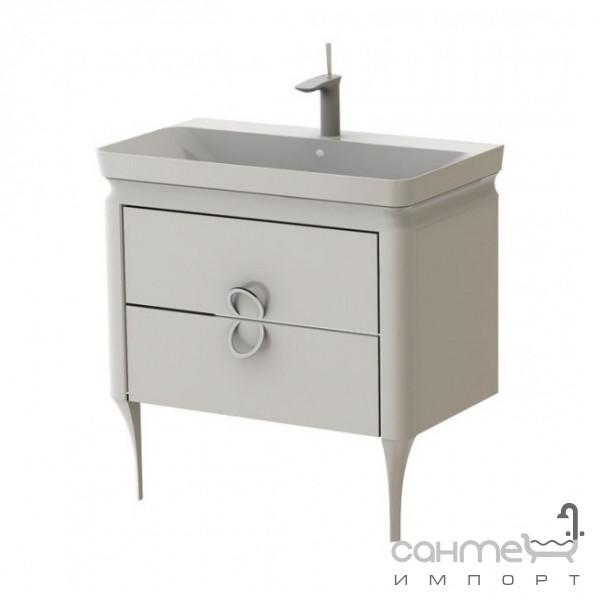 Мебель для ванных комнат и зеркала Ювента Тумба Ювента Ticino Tс-85 white