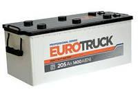 АКБ Euro Truck 6СТ 145 А.З.Г.