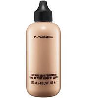 Тональный крем MAC face and body foundation