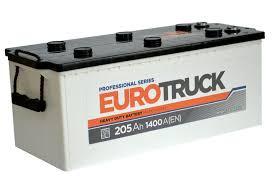 АКБ Euro Truck  6СТ 195 А.З.Г. / А.З.Е.