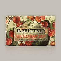 Натуральное мыло Фруктовое - Черешня и брусника