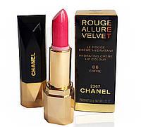 Помада для губ Chanel Rouge Allure Velvet (Шанель Руж Аллюр Вельвет)
