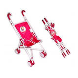 Коляска для куклы МАША И МЕДВЕДЬ (ММ1001), фото 4