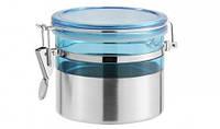 Емкость для сыпучих продуктов продуктов mix с крышкой 1,0л Vincent VC 1201 mix