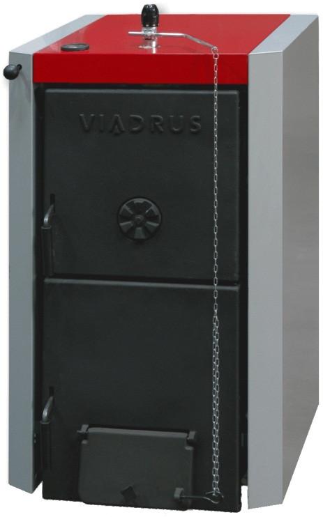 Твердотопливный котел Viadrus U22 D10, фото 1