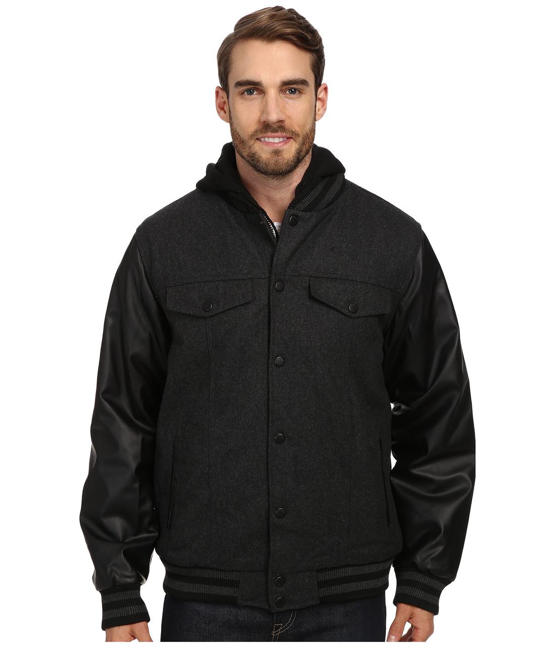 Куртка Steve Madden, XL, Charcoal, OMA048H