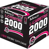 L-карнитин - BioTech - L-Carnitine ampule 2000 - 20*25 мл
