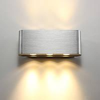Светодиодный LED декоративный светильник 6Вт, LWA105
