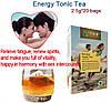 Китайський трав'яний чай в пакетиках, енергетичний тонік тонізує нирки 20штх2,5г, фото 2